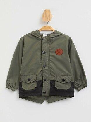 Khaki - Baby Jacket