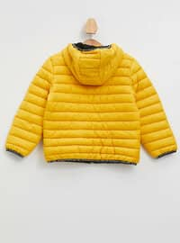 Yellow - Boys` Jacket