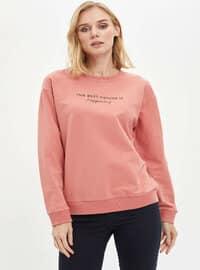 Maroon - Sweat-shirt