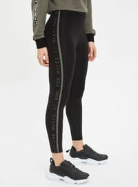 Black - Tracksuit Bottom