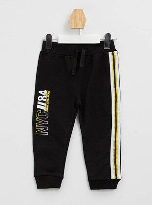 Black - Baby Pants