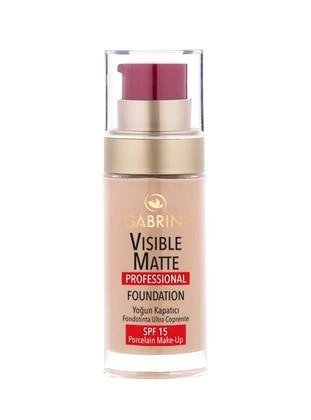 Cream - Powder / Foundation