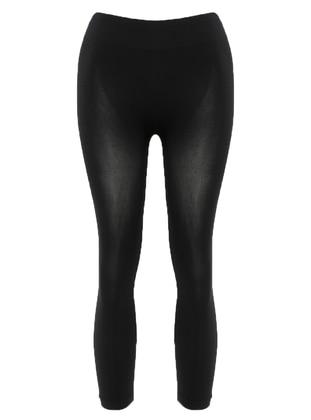 Black - Legging - Emay Korse