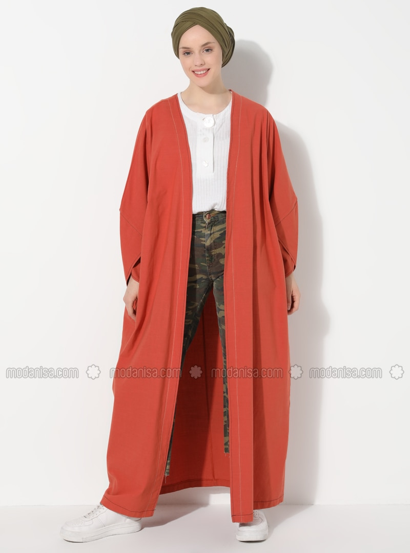 Cinnamon - Unlined -  - Abaya