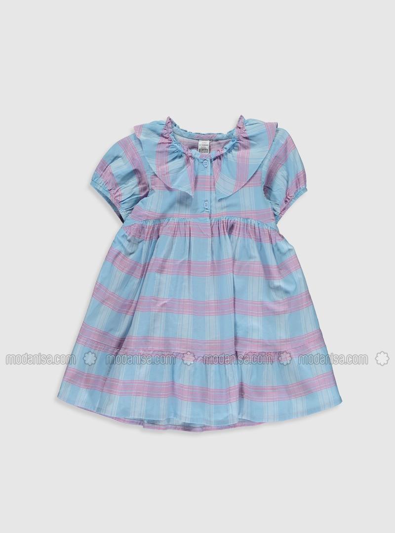 Blue - Baby Dress