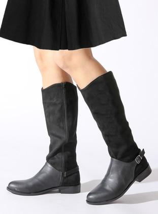 Black - Boot - Boots - ROVIGO