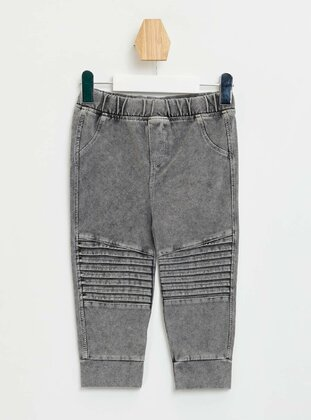 Anthracite - Baby Pants - DeFacto
