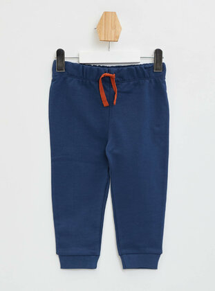 Blue - Baby Pants - DeFacto