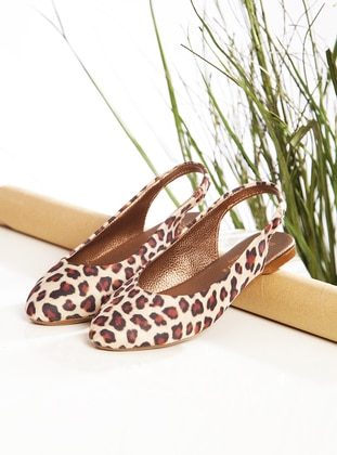 Casual - Leopard - Casual Shoes