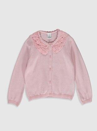 Pink - Baby Cardigan - LC WAIKIKI