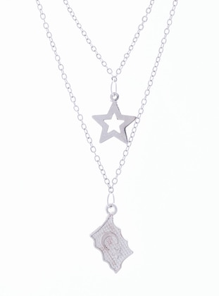 Metallic - Necklace