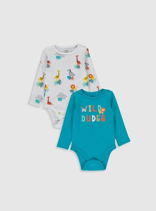 Turquoise - Baby Body