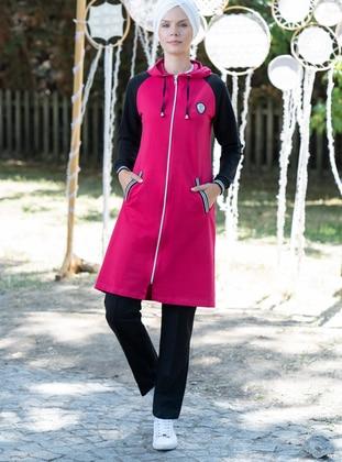 Black - Pink - Black - Pink - Black - Pink - Black - Pink - Black - Pink - Tracksuit Set