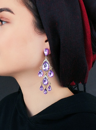 Lilac - Earring