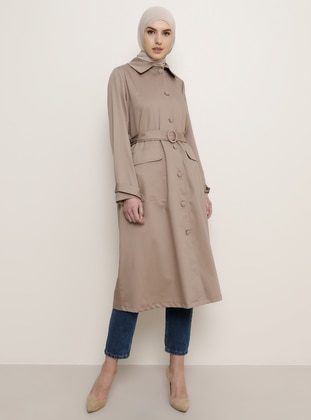 Point Collar - Trench Coat