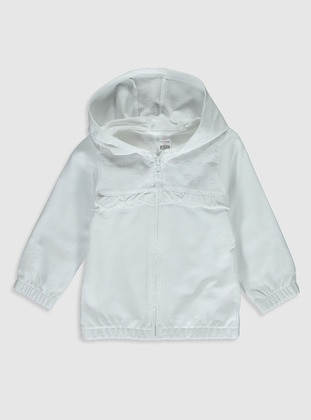 White - Baby Sweatpants