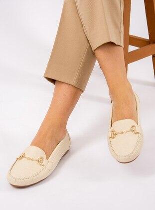 Beige - Shoes