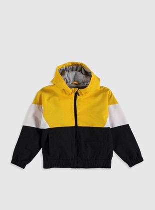Yellow - Boys` Jacket - LC WAIKIKI