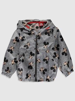 Black - Baby Jacket - LC WAIKIKI