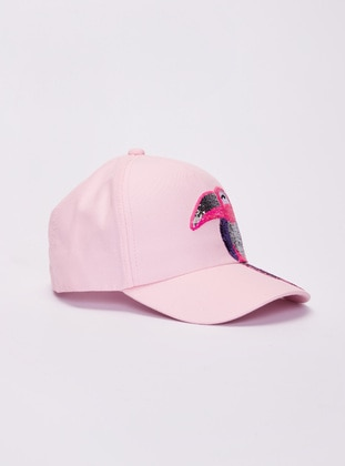 Pink - Girls` Hat