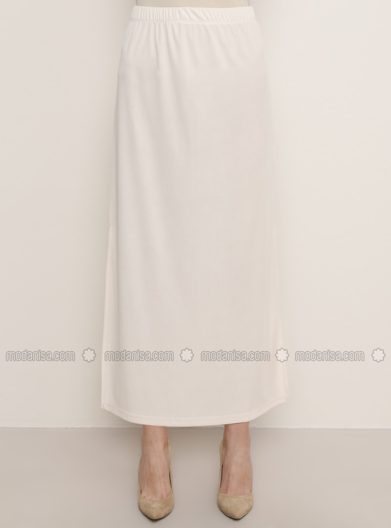 Nude - Unlined - Skirt