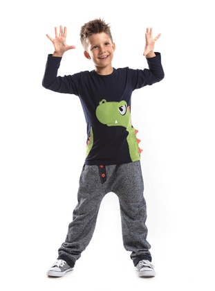 Multi - Boys` Suit