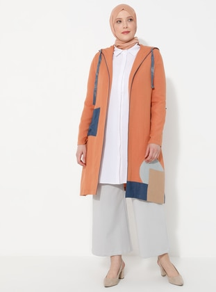 Cinnamon - Unlined - Viscose - Suit