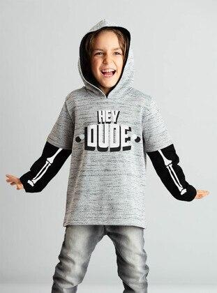 Multi - Boys` Sweatshirt