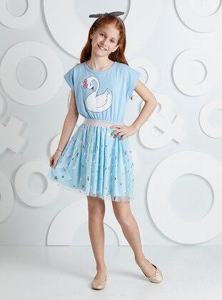 Multi - Girls` Dress