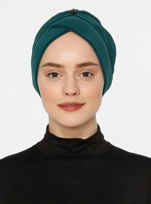 Emerald - Instant Scarf