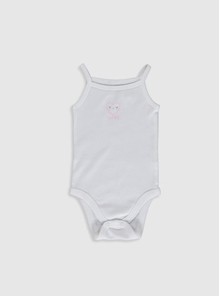 White - Baby Body - LC WAIKIKI