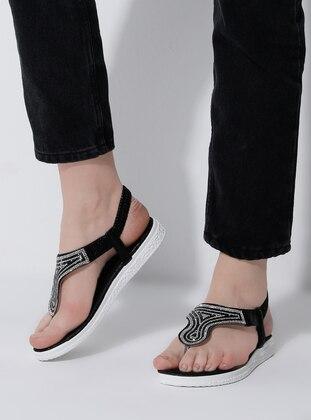 Black - Sandal - Sandal