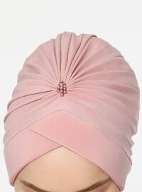 Powder - Lace up - Bonnet