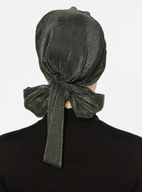 Khaki - Lace up - Bonnet