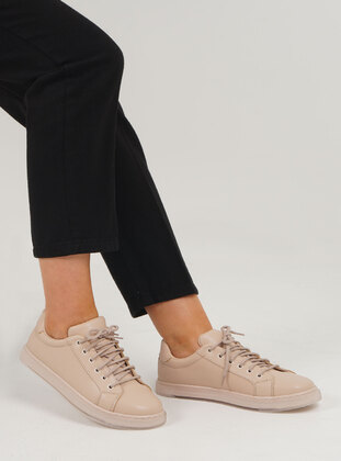 Beige - Sports Shoes