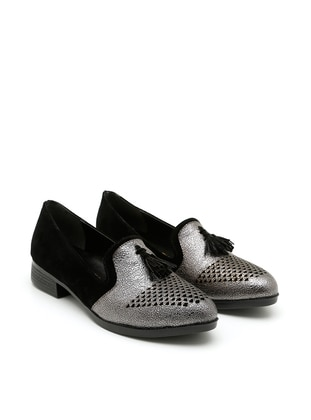 Casual - Silver - Casual Shoes