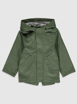 Green - Baby Jacket