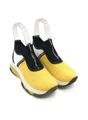 Yellow - Sport - Sports Shoes