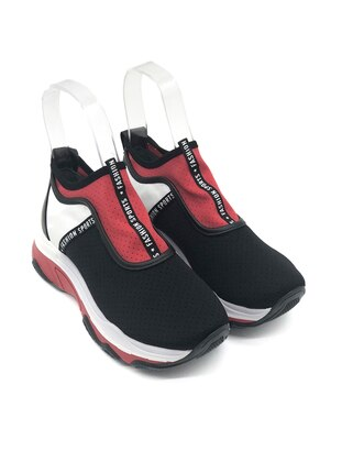 Red - Black - Sport - Sports Shoes