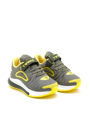 Yellow - Green - Sport - Sports Shoes