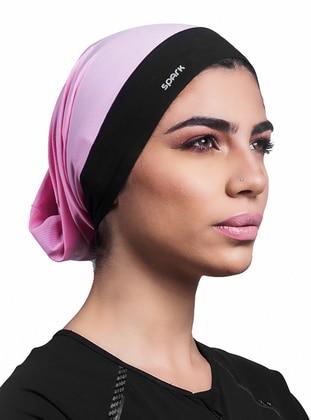 Pink - Rose - Sports Bonnet