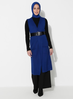 Saxe - Unlined - Acrylic -  -  - Vest
