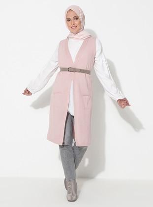 Powder - Unlined - Acrylic -  -  - Vest