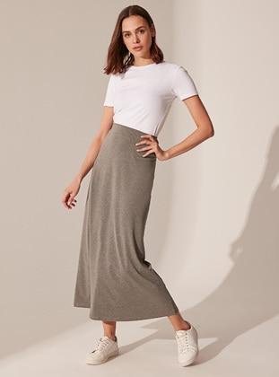Anthracite - Skirt