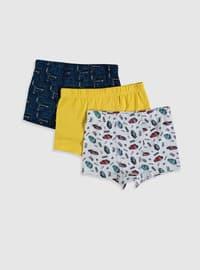 Navy Blue - Kids Underwear