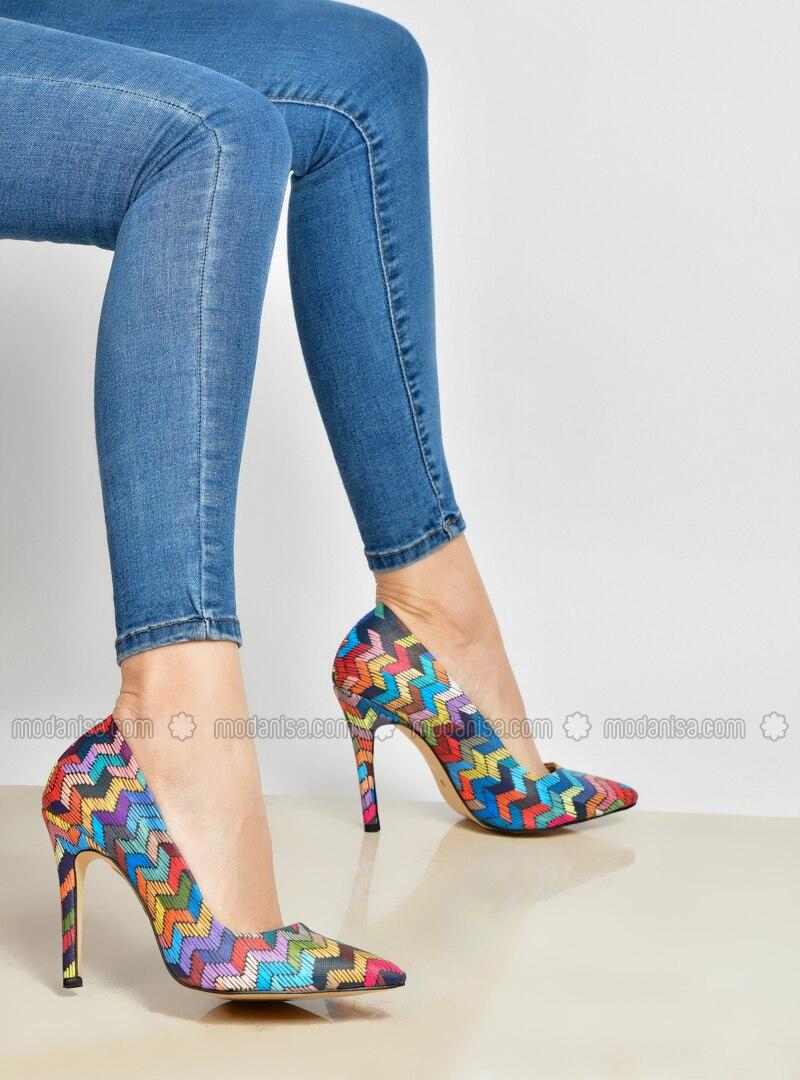 Multi - High Heel - Heels