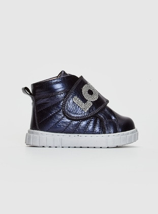 Navy Blue - Baby Shoes