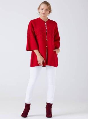 Red - Cardigan