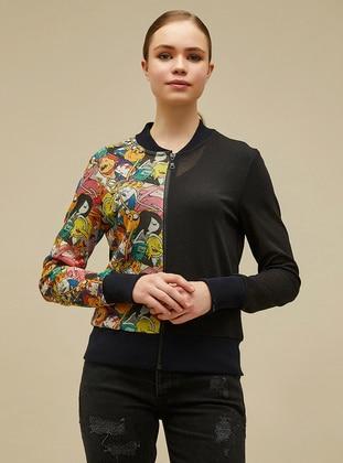 Multi - Multi - Fully Lined -  - Jacket