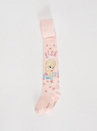 Pink - Girls` Socks - LC WAIKIKI